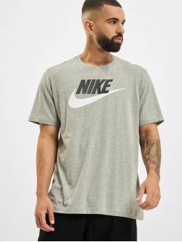 Nike Camiseta Sportswear gris