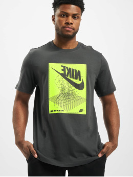 Nike Camiseta Festival SS gris