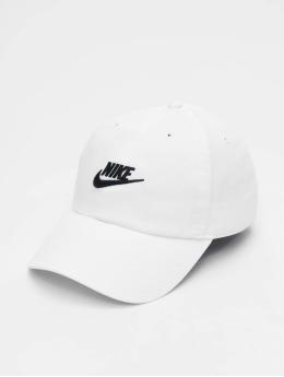 Nike Casquette Snapback & Strapback H86 Futura Washed blanc