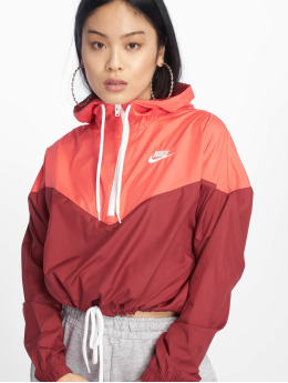 Nike Chaqueta de entretiempo Sportswear  rojo