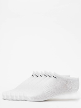 Nike Chaussettes Everyday Lightweight No-Show blanc