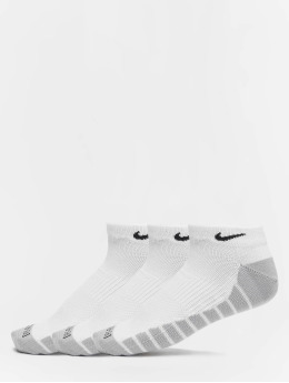 Nike Chaussettes Everyday Max Lightweight No-Show Training blanc