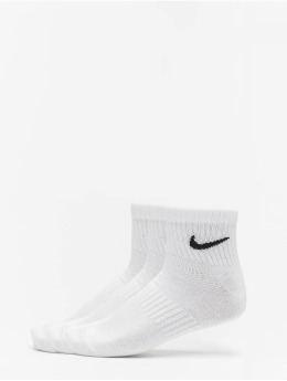 Nike Chaussettes Everyday Lightweight Ankle blanc
