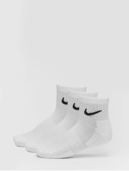 Nike Chaussettes Everyday Cush Ankle 3 Pair blanc