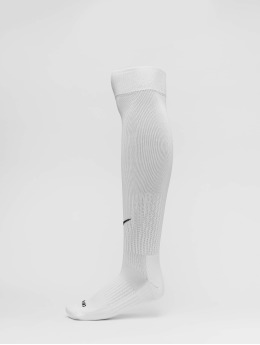 Nike Chaussettes de sport Academy Over-The-Calf Football blanc