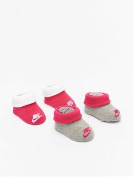 Nike Chaussettes Futura magenta