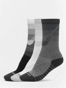 Nike Chaussettes Dry Cushion Training noir