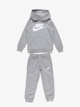 Nike Collegepuvut NKB Club Fleece harmaa