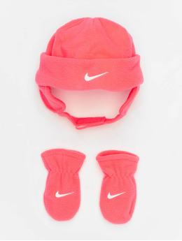 Nike Czapki Swoosh Baby Fleece pink
