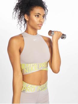 Nike Dábardeurs de Sport Intertwist 2 Crop gris