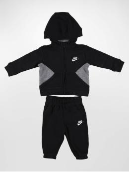 Nike Dresy Core  czarny