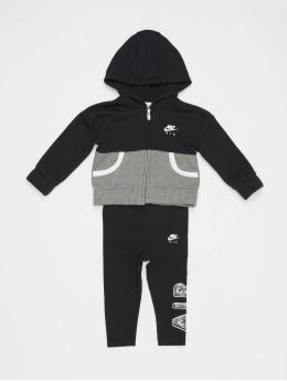 Nike Ensemble & Survêtement Nkg Nike Girls Air Set noir