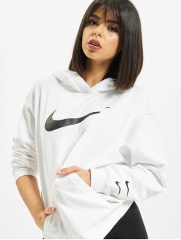 Nike Felpa con cappuccio Swoosh  bianco