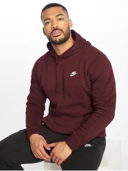 Nike Felpa con cappuccio Sportswear rosso 7688532572a0