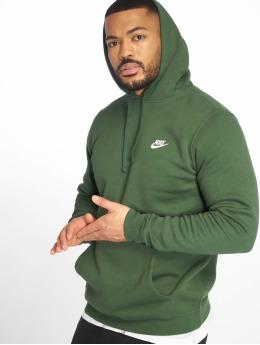 Nike Felpa con cappuccio Sportswear verde b1202743fbc2