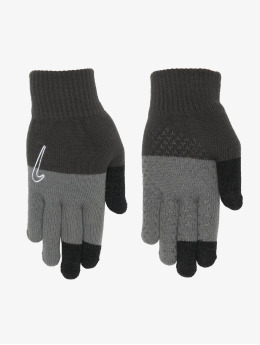 Nike Gants Knitted Tech And Grip Graphic gris