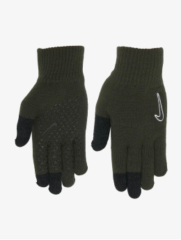 Nike Gants Knitted Tech And Grip vert