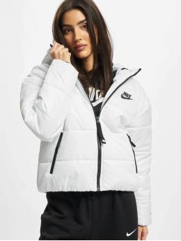Nike Gewatteerde jassen Classic wit