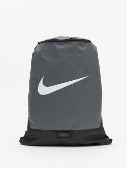 Nike Gympapåse Brasilia Trainingsbeutel 9.0 (23l) grå