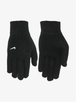 Nike handschoenen Swoosh Knit zwart