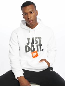 Nike Hettegensre JDI PO Fleece hvit