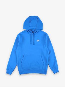 Nike Hoodie M Nsw Club Po Bb  blue