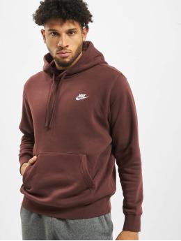 Nike Hoodie Club  brown