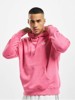 Nike Hoodie Club  pink