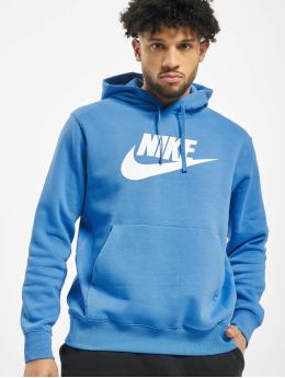 Nike Hoodies Club blå