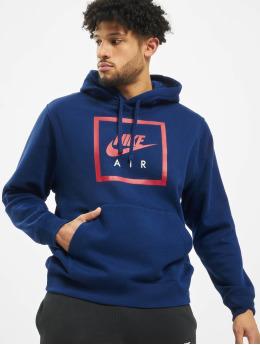 Nike Hoodies Air 5 Hoodie blå