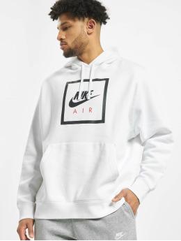 Nike Hoodies Air 5 hvid