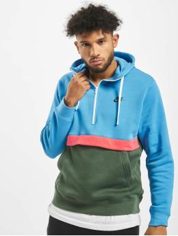 Nike Hoody Club HZ BB blauw
