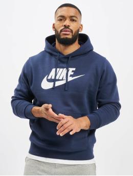 Nike Hoody Club blauw