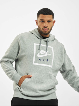 Nike Hoody Air 5  grau