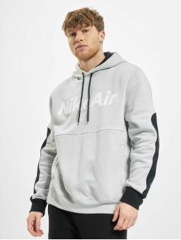 Nike Hoody Air Fleece Hoodie grau