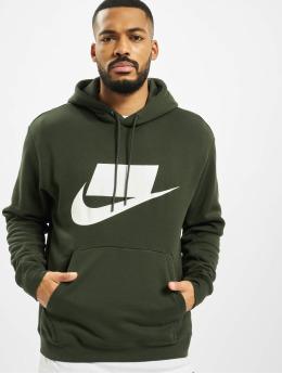 Nike Hoody PO groen