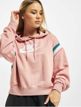 Nike Hoody Heritage  pink