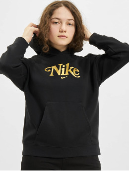 Nike Hoody Club Energy schwarz