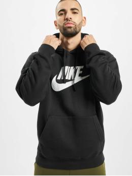 Nike Hoody Club zwart