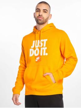 best sneakers cb24d 3103a Nike Hupparit JDI PO Fleece oranssi