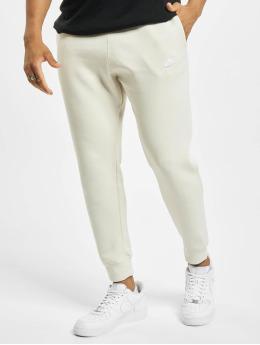 Nike Joggebukser Club BB  beige