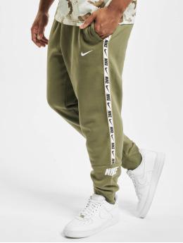 Nike Joggebukser Repeat Fleece BB oliven