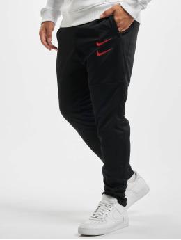 Nike Joggebukser Swoosh PK  svart