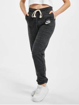 Nike Jogging kalhoty Gym Vintage čern