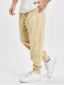 Nike joggingbroek Club  beige