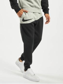 Nike joggingbroek Swoosh BB grijs