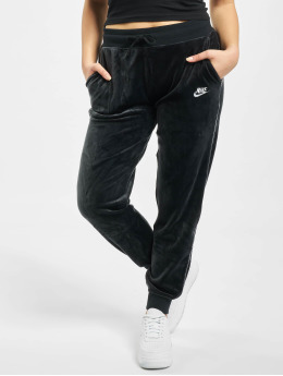 Nike joggingbroek Heritage Plush  zwart