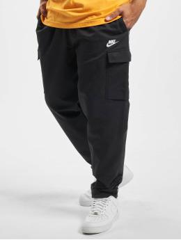 Nike joggingbroek Woven Players zwart