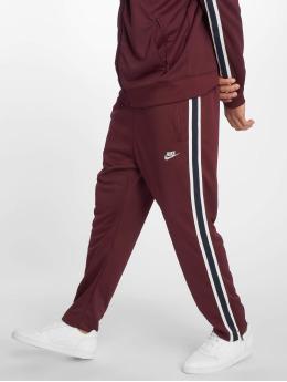 Nike Joggingbukser Sportswear  rød