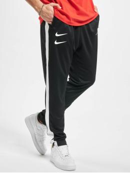 Nike Joggingbukser Swoosh PK sort